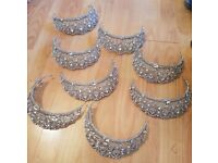 Amazing quality Austrian crystal Tiara lot