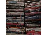 41 dvds sell all or individually