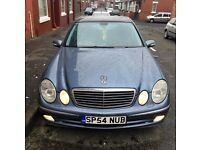 Mercedes E270 Beautiful Condition Window Rooftop