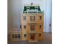 Sylvanian Families 4-Storey House, 1980's, Unfurnished