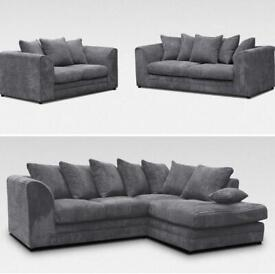 Grey black coffee chocolate cream brand new sofas buy direct from Manufacture