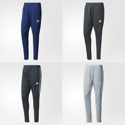 NEW Adidas Tiro 17 Men's Training Pants Climacool / Soccer 4 Colors S-M-L-XL