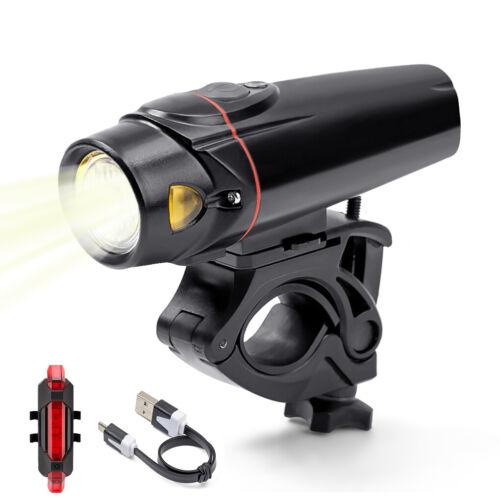 USB ricaricabile MTB BICI CICLO Flash Coda Posteriore LED Lampada a luce laser impermeabile