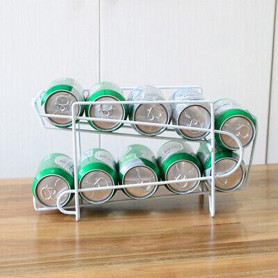 Beer Storage - Can Rack Dispenser Soda Beer Holder Stand Kitchen Refrigerator Storage Organiser