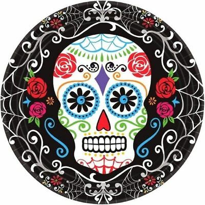 18+ Halloween Parties Ct (Day of the Dead 18 Ct 7