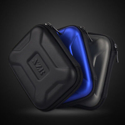 Anti-shock Carry Case Bag for Portable External Hard Drive Earphones SD Cards