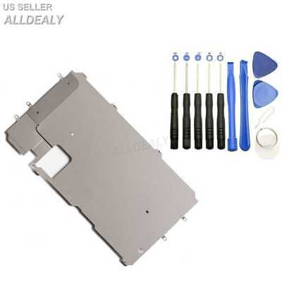 "iPhone 7 Advantage 5.5"" LCD Screen Metal Back Plate Shield Replacement Part + Tools"