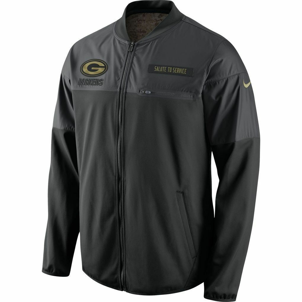 Salute to Service Jacket 2016 Nike NFL STS Mens Full Zip Hybrid Multiple Teams
