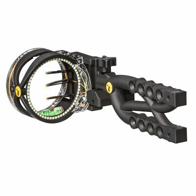 Trophy Ridge Cypher 3-Pin Bow Sight - Camo Bow Sight Camo