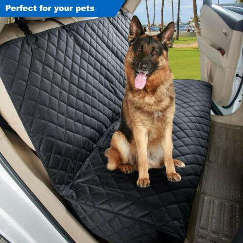 Dog Seat Cover Bench Car Seat Cover Protector, Waterproof for Cars, Trucks  SUVs