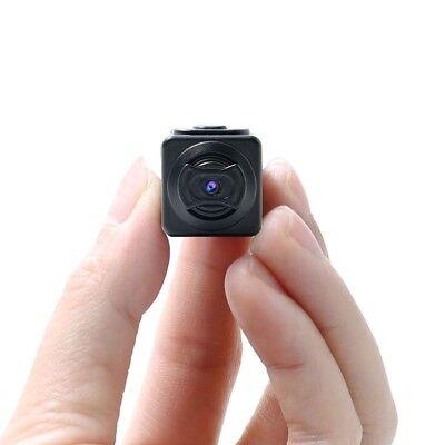 Mini Cam: Ultrakompakte Micro-Videokamera mit HD-960p-Auflösung Spionage A248 Kompakte Video-kamera