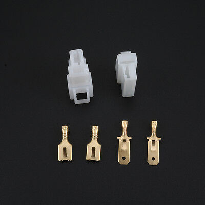 5 pcs T Type Power Supply Plug Socket Cable Connector Home Power Line -