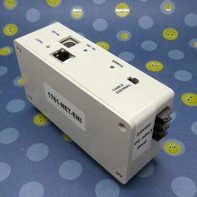 Allen Bradley 1761-net-eni Series D Aftermarket Ethernet For Micrologix And Slc