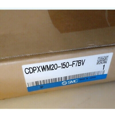 1pc New Smc Cdpxwm20-150-f7bv Slide Cylinder In Box Spot Stock Yp1