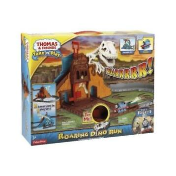Fisher-Price Thomas De Trein Roaring Dino Run