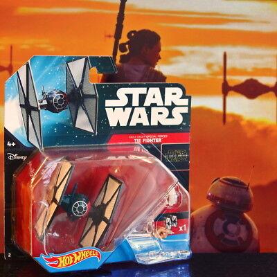 TIE FIGHTER aus STAR WARS Ep.7+8+SOLO Hot Wheels NEU&OVP *Rarität! (Mädchen Aus Star Wars)