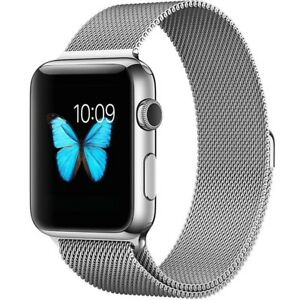 Apple watch serie 1 42mm stainless steel