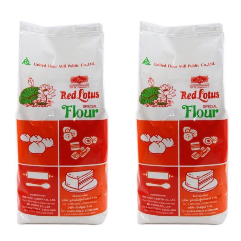 Red Lotus Flour 2bgs x 1kg