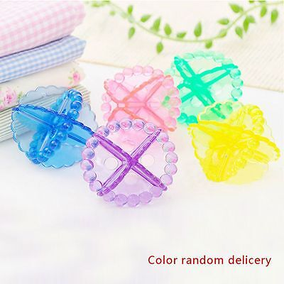 Reusable Washing Machine Laundry Ball for Drying Cleaning Softening Clothes