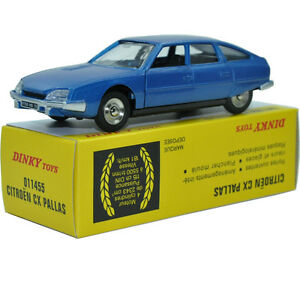 Dinky Toys 1:43  011455 Citroen Cx Pallas Alloy Diecast Car Model Toy Model