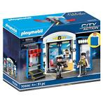 Playmobil City Action  Politiestation Speelbox