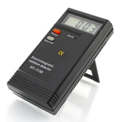 Digital LCD Electromagnetic Radiation Detector EMF Meter Dosimeter Tester New