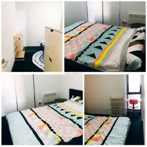 Private room for a female housemate in Brunswick