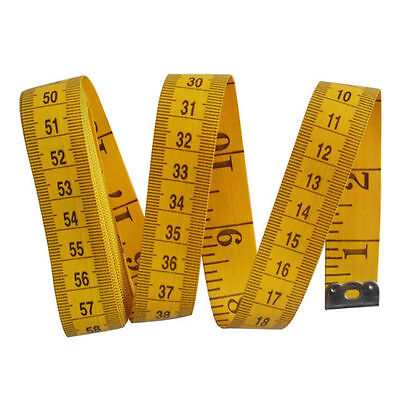 120'' (3M) Tailor Seamstress Cloth Body Ruler Tape Measure Sewing SOFT TOOL RS