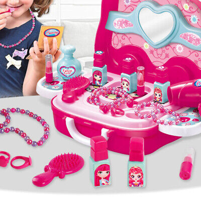 Dress Up Kit For Toddlers (Funny Pretend Play Makeup Set Cosmetic Beauty Salon Toy Dress-up Kit for)
