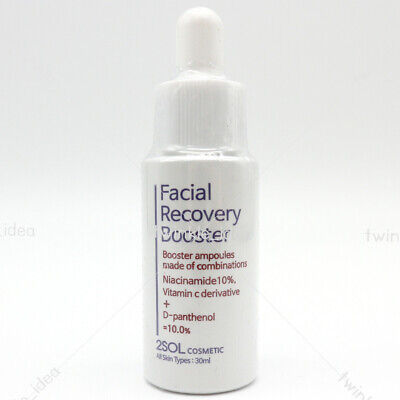 2Sol Facial Recovery Booster 30ml/1oz K-beauty for anti-aging
