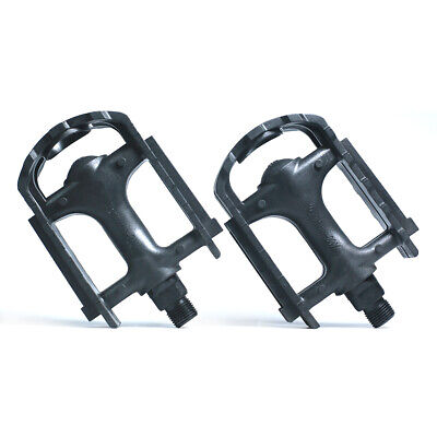 VP Pedals with Toe Clips and Straps 9//16 threads PD 1 Fuji
