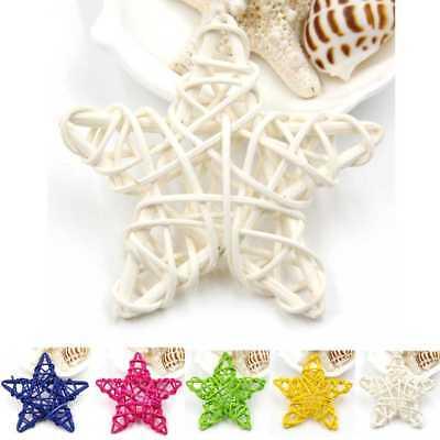 Ornaments Christmas/Birthday&Home DIY Rattan Star Lovely 6CM](Christmas Ornaments Diy)