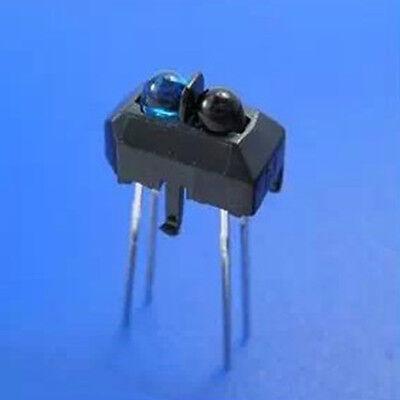 10pcs Tcrt5000l Tcrt5000 Reflective Optical Sensor Photoelectric Switches