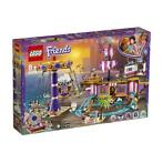 LEGO Friends  Heartlake City Pier met Kermisattracties