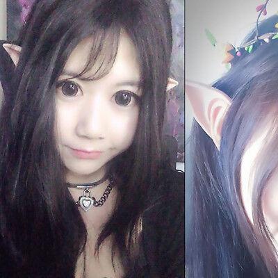 Halloween-Kostüm-Partei-gefälschte falsche Elf Fairy Hobbit wies lange - Halloween Hobbit Kostüm