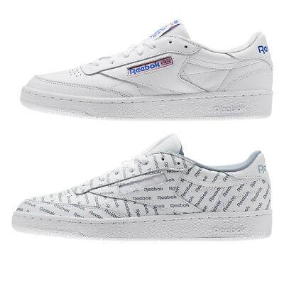 Reebok Classic Club C 85 SO Men's Shoe NEW 2 Colors BS5214 & BS5215