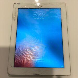 iPad 2 16GB, white