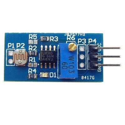 Lm393 Optical Sensitive Ldr Light Detection Photosensitive Sensor Module