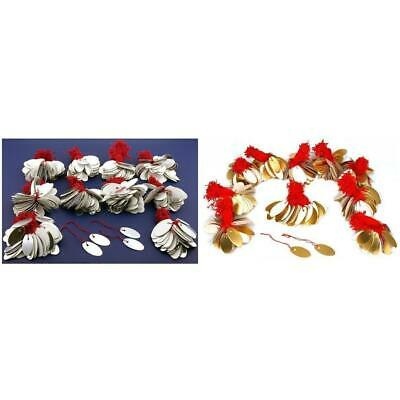 Gold Silver Colored String Jewelry Price Tags Kit 2000 Pcs