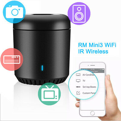 BroadLink RM Mini3 Smart Wi-Fi IR Remote Controller Smart Home Controller