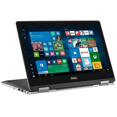 NEW Dell Inspiron 13 7378 7000 13.3in 2-in-1 Touchscreen HD 8GB 128GB SSD
