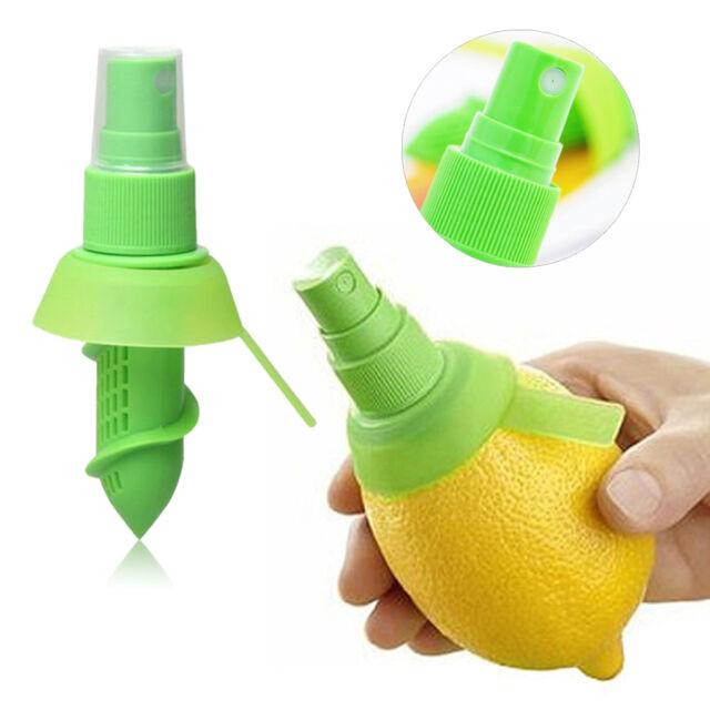 1Pcs Citrus Fruit Lemon Orange salad Lime Mist sprinkling Juicer Spray Extractor