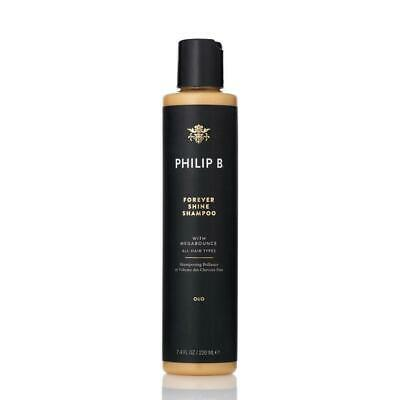 Philip B Forever Shine Shampoo with Megabounce 7.4 oz **NEW, SEALED, AUTHENTIC**