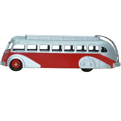 DINKY TOYS 29 E AUTOCAR ISOBLOC  BUS 2576043 ATLAS EDITIONS 1//43 N