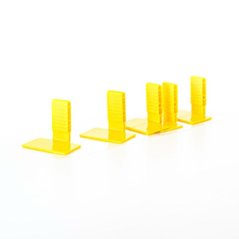 SIRONA XIOS PLUS Posterior Sensor Holder Tabs Yellow 100 Pack