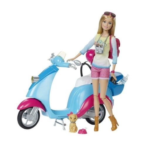 Barbie Pop met Scooter 25% korting!