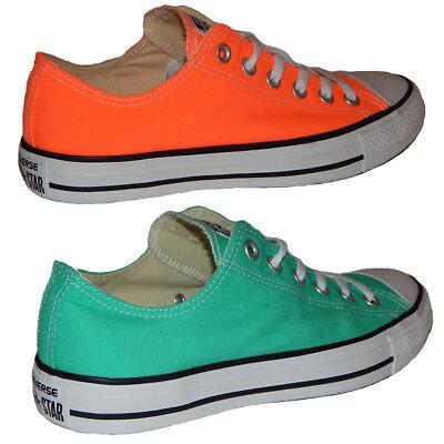 Converse Unisex Chuck Taylor All Star Ox Shoe Sneaker NEW 2 Colors Women / Men (Chuck Taylors Colors)