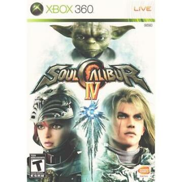 Soul Calibur IV (4) (Xbox 360) Morgen in huis! - iDeal!