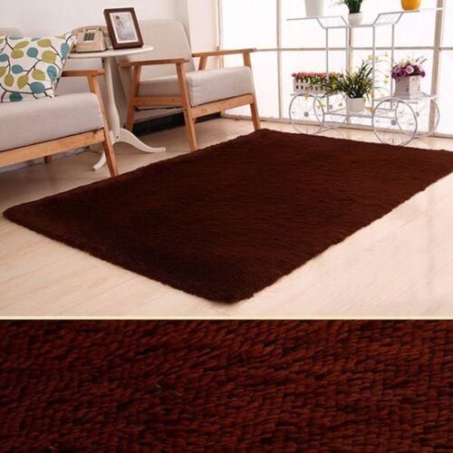 Non-slip Doormat Living Room Door Mats Solid Color Area Rugs