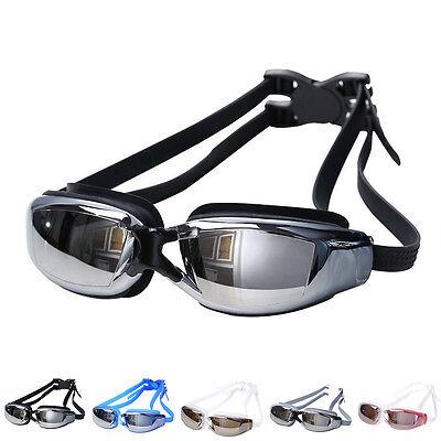 Unisex Wasserfest Anti-nebel Überzug Myopia Brillen Brille Schwimmen Brille